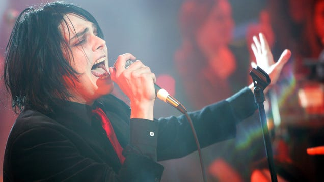My Chemical Romance announces upcoming reunion on Halloween, like the good lord intended