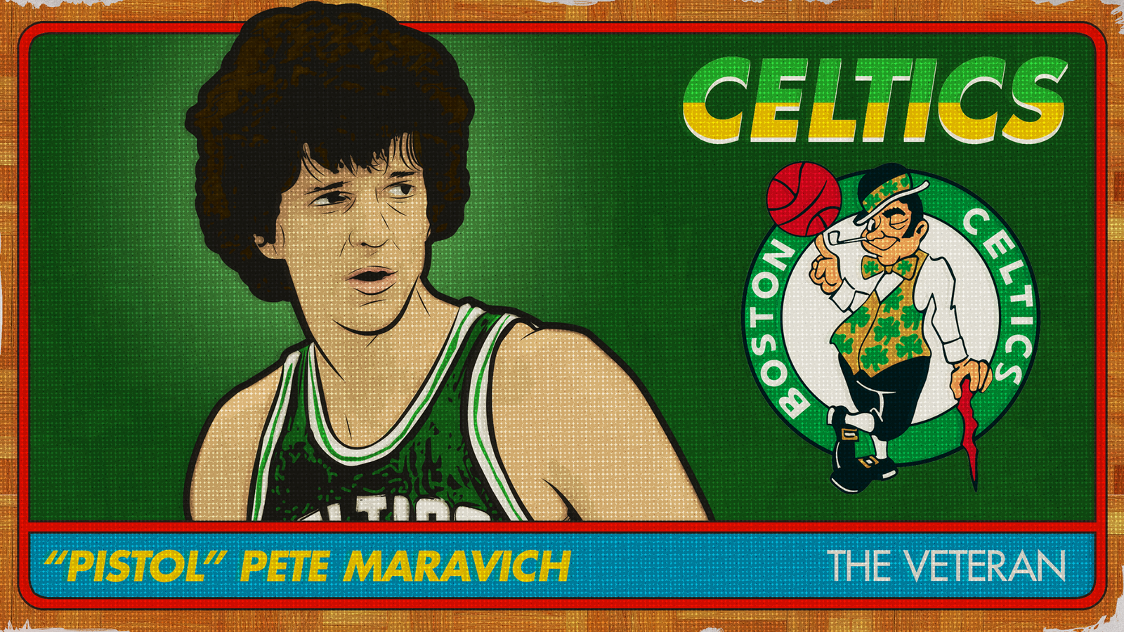 The End Pete Maravich A Prisoner His Own Skills
