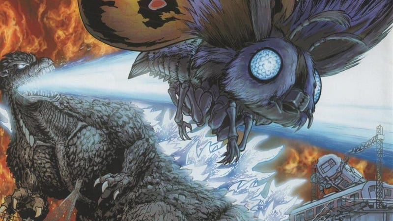 Illustration for article titled Godzilla: Kingdom of Monsters turns the kaiju loose on an unsuspecting world