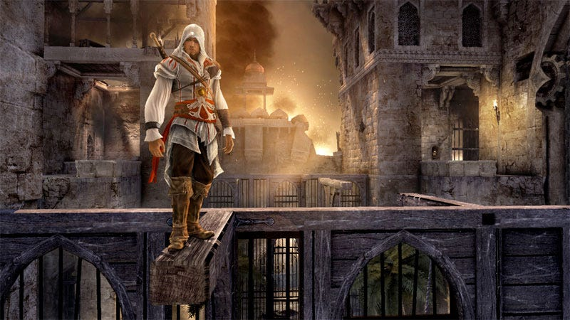 Illustration for article titled Prince of Persia, Now With More Assassin