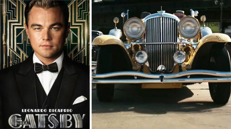 Illustration for article titled Roll Like The Great Gatsby With These Five Amazing Automobiles
