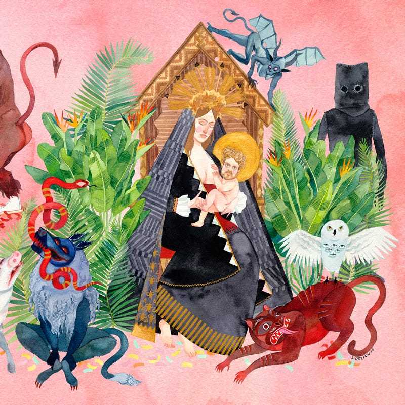Illustration for article titled Father John Misty: Nancy From Now On