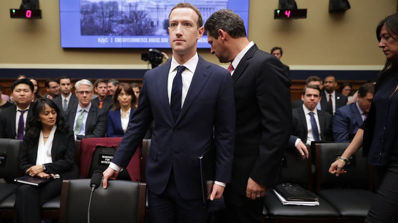 Illustration for article titled FTC Won't Even Tell the Senate If It's Going to Try to Squeeze a Trillion-Dollar Fine Out of Facebook