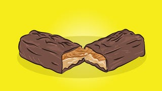 Illustration for article titled Candy Bars, Ranked Competently