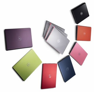 Illustration for article titled Dell Studio Notebooks Officially Bring Decent Design to Mid-Range