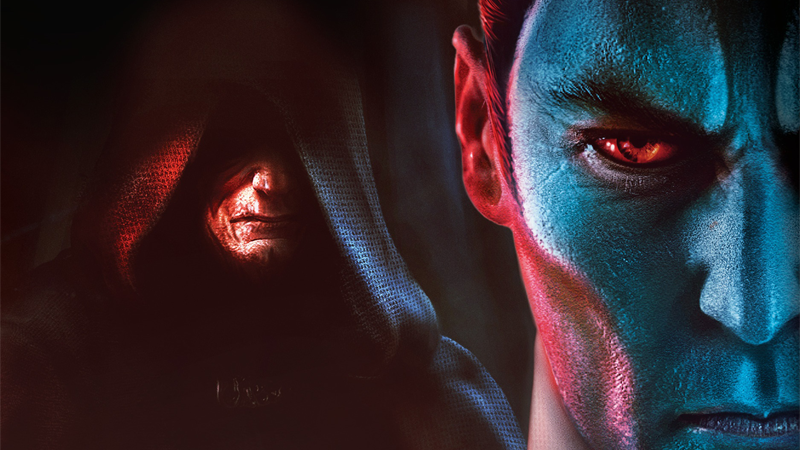 A Familiar Star Wars Face Returns in This Exclusive Thrawn: Treason Excerpt