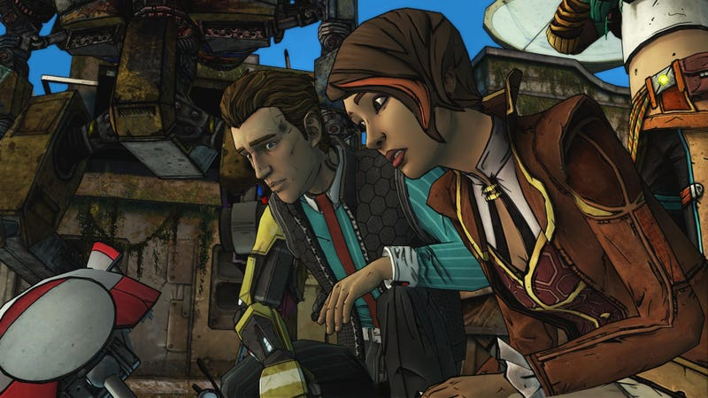 Illustration for article titled Tales From The Borderlands's Perfect Music Picks Made The Whole Game Better