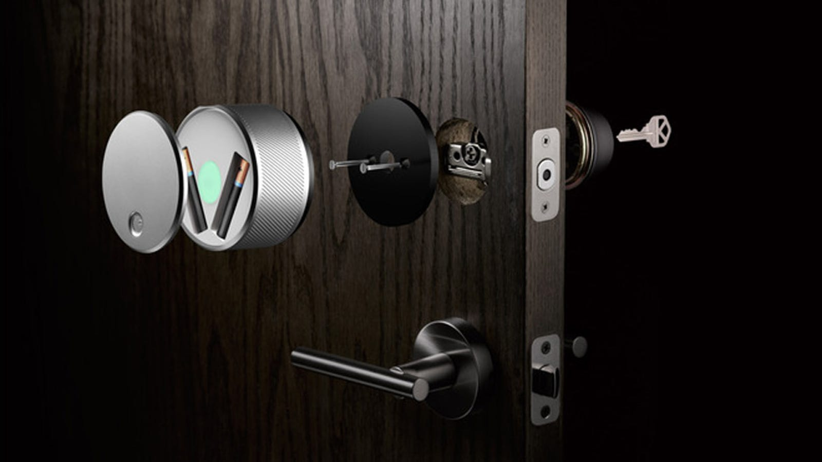 Here's Your Smart Lock of the Future, Today