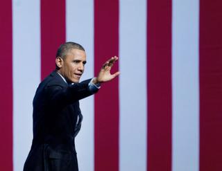 President Barack ObamaUriel Sinai/Getty Images