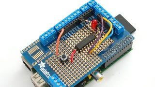 Illustration for article titled The Prototyping Pi Plate Makes Raspberry Pi Projects Easy to Manage