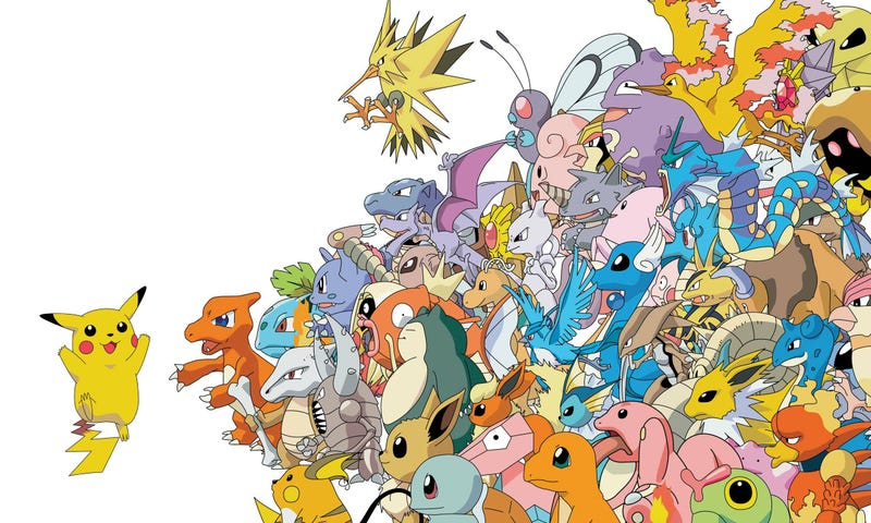 Illustration for article titled TAY Pokemon Tournament