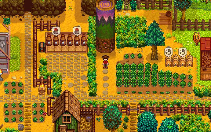 Illustration for article titled Stardew Valley's Future Includes Co-op, More Marriages, And A Console Port