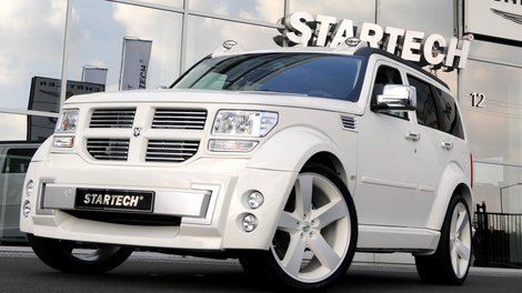 We Need To Have A Talk About The Dodge Nitro