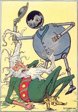 Illustration for article titled The Coolest Robots of Pre-Golden Age SF