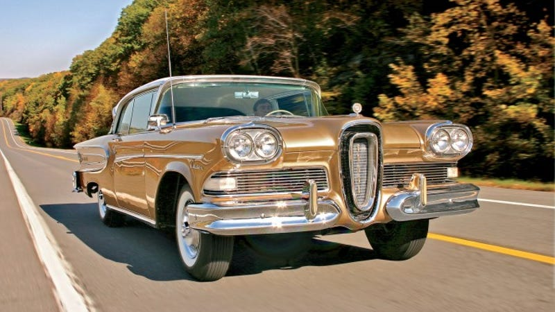 The Man Who Designed The Edsel Has Died
