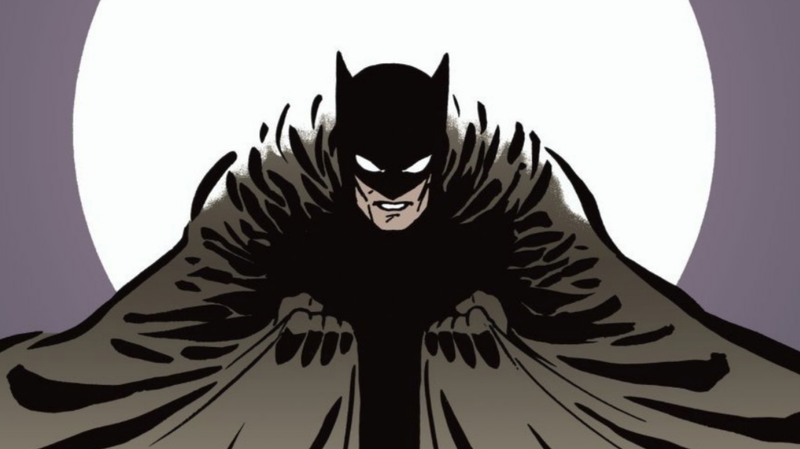 Detail of an image from Batman: Year One.
