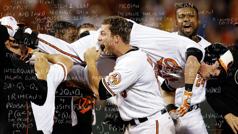 Illustration for article titled Just How Tight Is The AL Playoff Race?