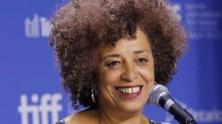 Angela DavisJemal Countess/Getty Images