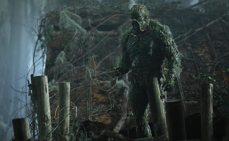Illustration for article titled Swamp Thing, la nueva serie de DC, ha sido cancelada tras apenas una semana de su estreno