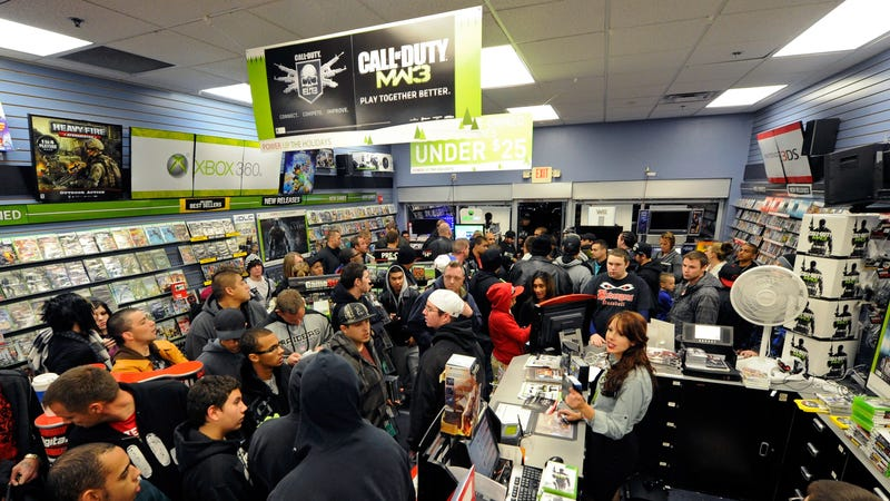 GameStop Pauses Its Unlimited Used Games Service