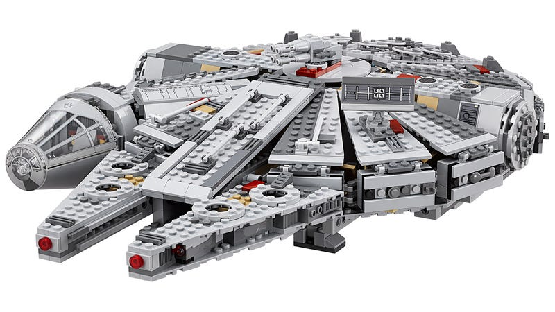 Lego Force Awakens Tie Fighter Instructions