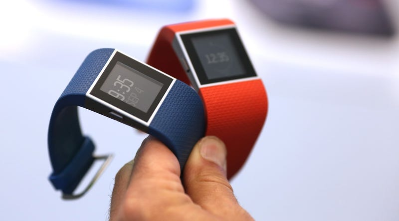 Illustration for article titled $35,000 Worth ofFake Fitbits Seized at US Border