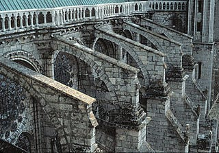 Find Out About Fantastical Feats Of Fearless Architecture And How The Buttress Supports Arch