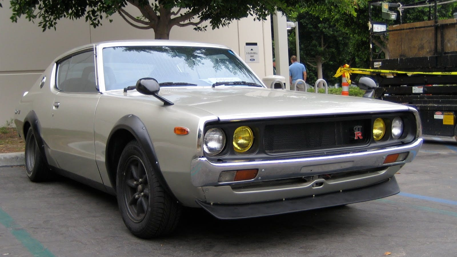 I Want A Early-To-Mid 70\'s Japanese Sports Car But...
