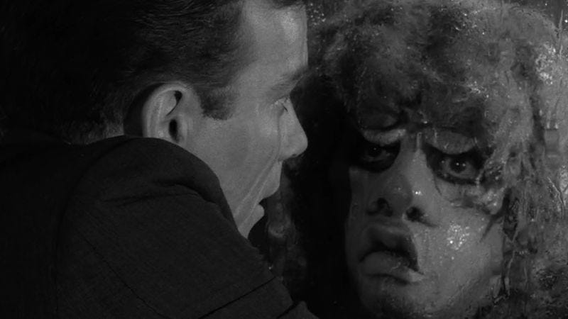 "The Twilight Zone: ""Nightmare At 20,000 Feet""/""A Kind Of A"