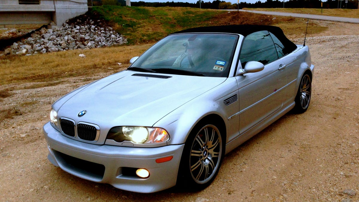 2004 bmw m3 convertible review