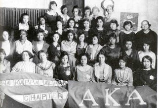 Alpha Kappa Alpha foundersCourtesy of Alpha Kappa Alpha