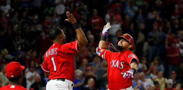 Root For The Rangers In The Playoffs