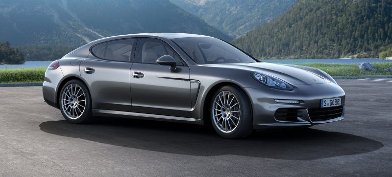 Illustration for article titled Baby Porsche Panamera Sedan Delayed To 2019 Or Later