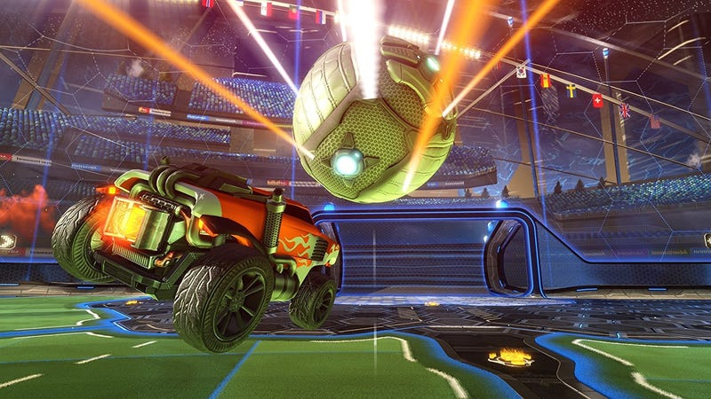 Rocket League, $10