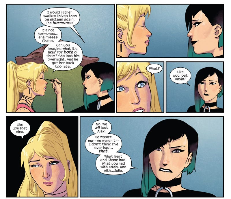Runaways grows up without losing its youthful spirit