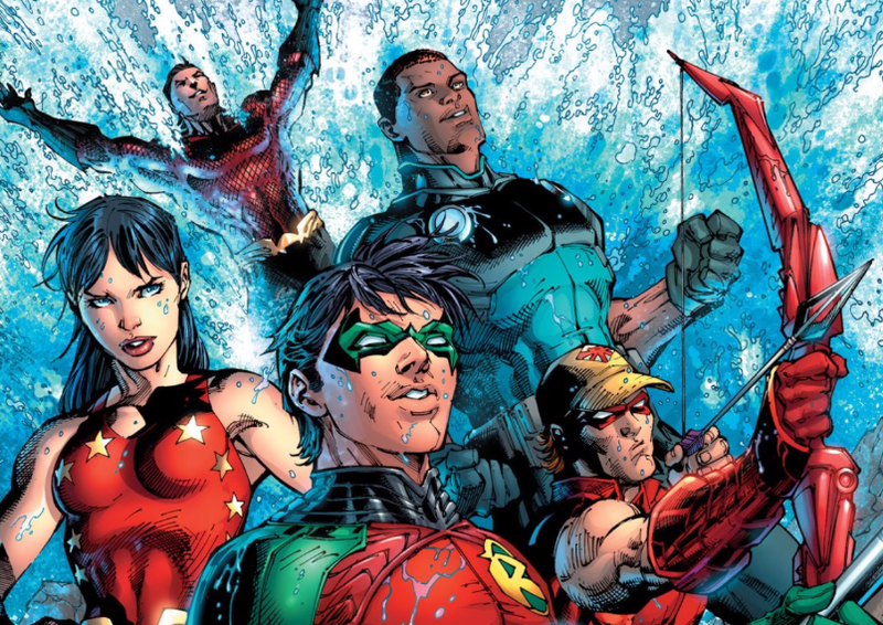 Illustration for article titled Looks Like DC Comics Is Trying to Fix Its Massive Teen Titans Screw-Up