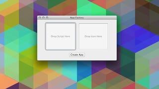 Illustration for article titled App Factory Turns Any Script a Into Real App