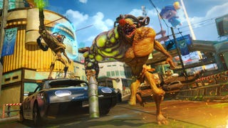Illustration for article titled Our First Real Look At Sunset Overdrive