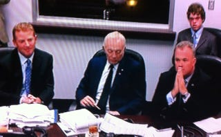 """Illustration for article titled This Is Exactly What You'd Expect Jerry Jones's """"War Room"""" To Look Like, Isn't It?"""