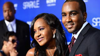 Bobbi Kristina Brown and Nick Gordon in 2012Frazer Harrison/Getty Images