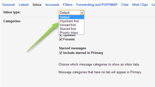 Illustration for article titled How to Get the Old, Non-Tabbed Gmail Inbox Back