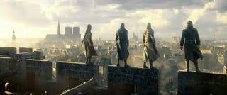 Illustration for article titled Assassin's Creed Unity: este sí es un juego de nueva generación