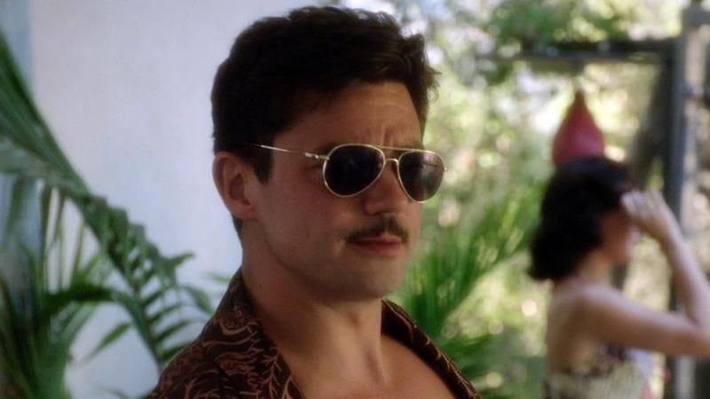 Dominic Cooper as Hoard Stark in Agent Carter