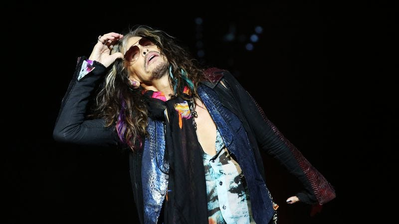 Steven Tyler (Credit: Getty Images)