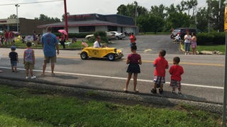 Parade Cars!