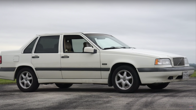 Illustration for article titled The Volvo 850 Is Forgettable to Everyone But Me