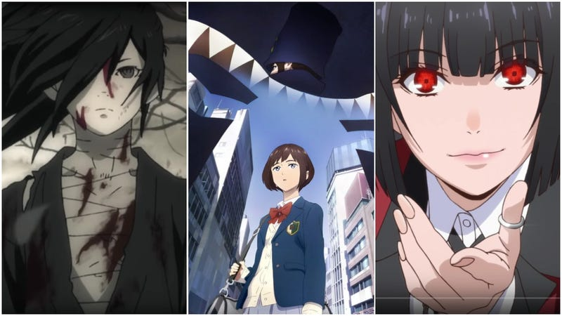 Best Fantasy Anime 2019 Your Winter 2019 Anime Guide
