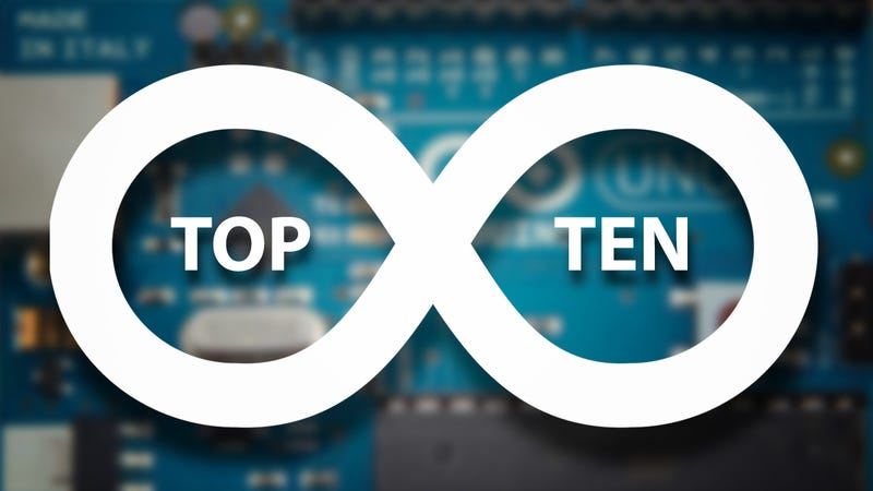 Top 10 kickass arduino projects the arduino is a cheap electronics board that allows you to make your own electronics without a ton of coding experience we love the arduino solutioingenieria Choice Image