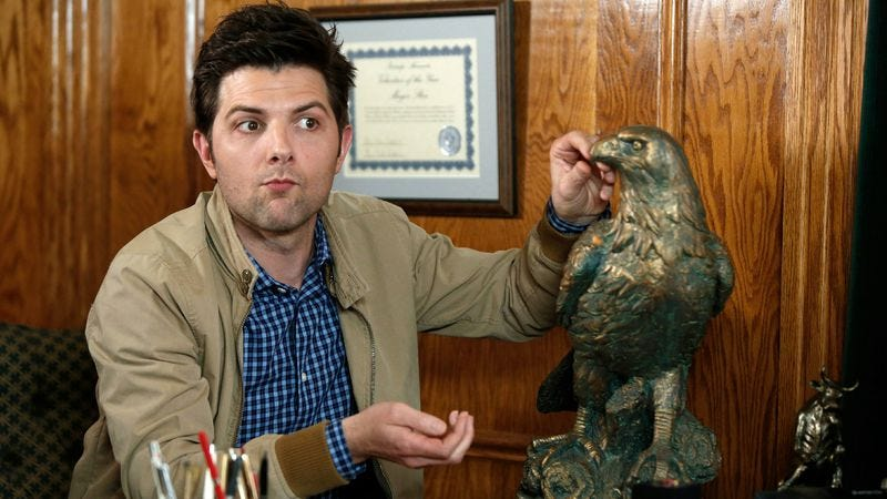 "Parks And Recreation: ""Partridge"""