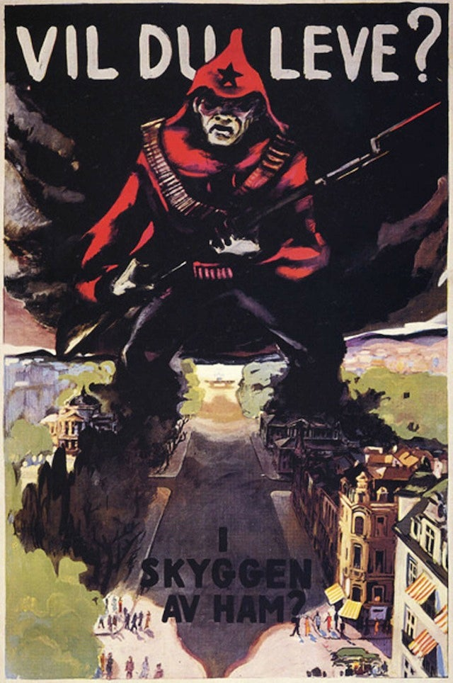Anti Communist Propaganda Is More Awesome Than Any Horror